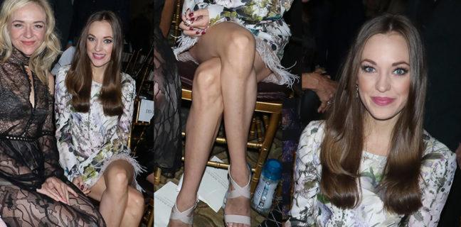 Laura Osnes Lingerie | LEGS COOL